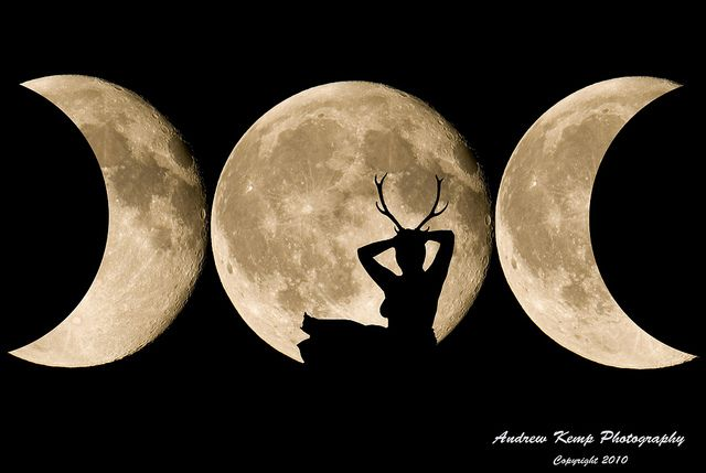 three moons wicca - photo #2