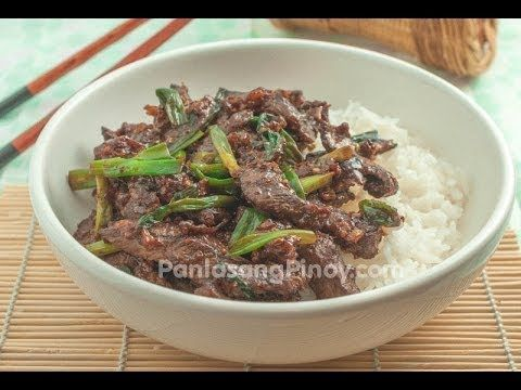 Stir Fried Ginger Beef | All dolled up! | Pinterest