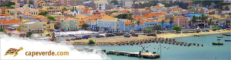 São Vicente Island Cape Verde