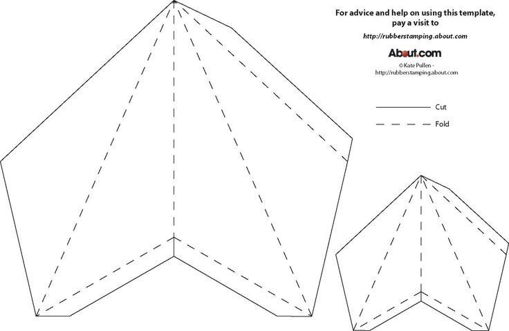 Template for paper 3d star wire sculpture lantern for Paper star pattern template