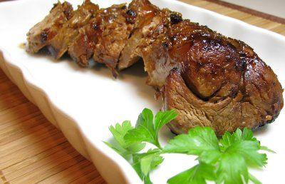 Korean Pork Tenderloin
