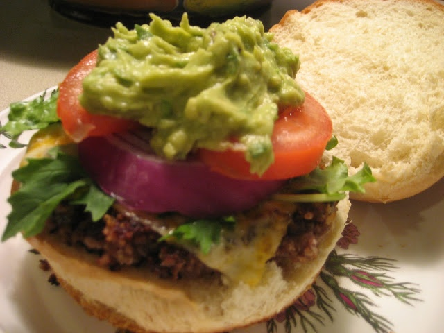 Vegetarian Recipes - She's Vegging Out: Black Bean Burgers with ...