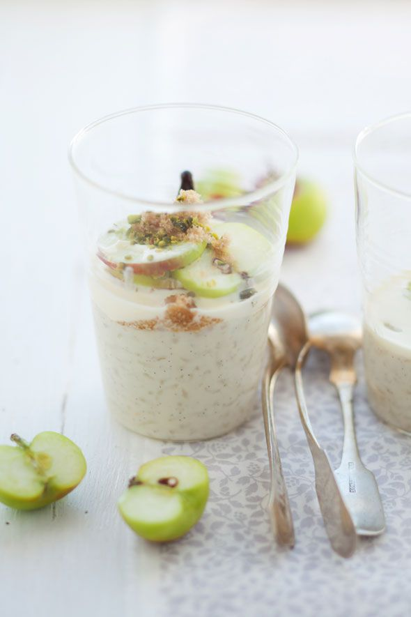 Coconut Rice Pudding | Entertaining | Pinterest