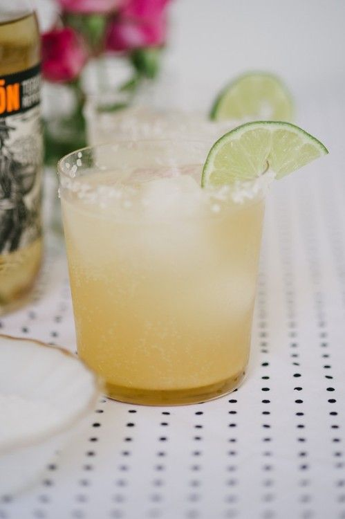 Fresh Margarita...recipe attached | Drinks Are On Me | Pinterest