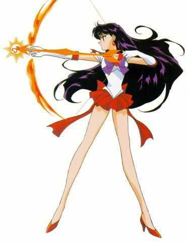 sailor mars symbol tattoo  Sailor Mars