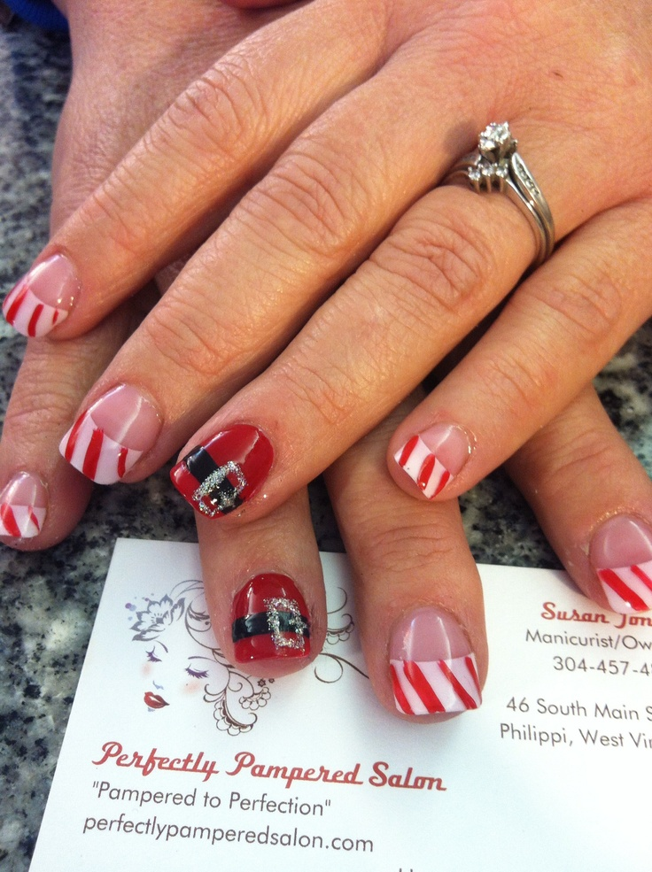 Perfectly Pampered Salon   nails   Pinterest
