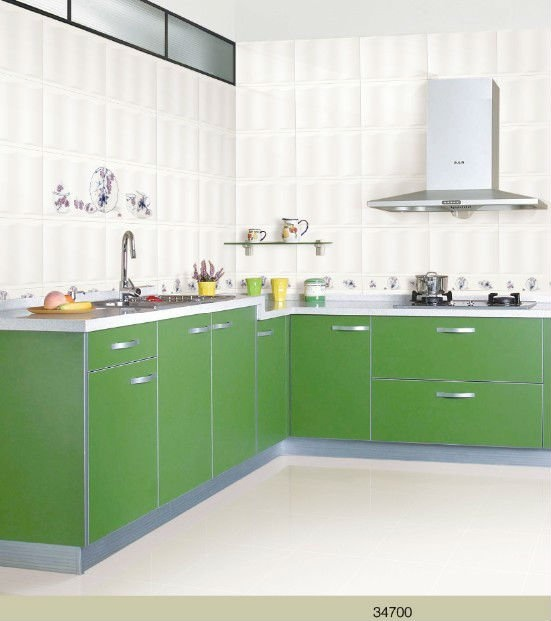 Green Kitchen Silver Toekick Kitchens Pinterest