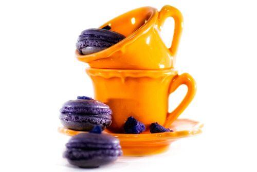 macarons_violettes | MACARONS, ECLAIRS, PETIT FOURS | Pinterest