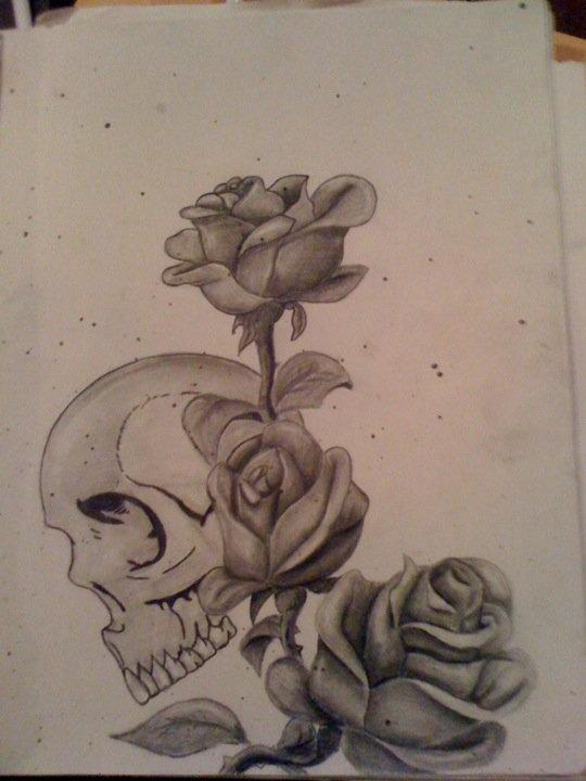 Graphite Tattoo design | My Work | Pinterest