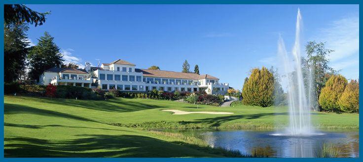 Broadmoor Golf Club Seattle WA