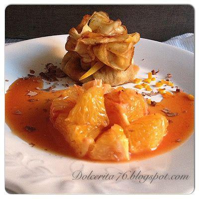 Crepe suzette! Dolce Rita | My Baking Oasis | Pinterest