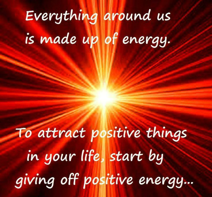 Good Positive Energy