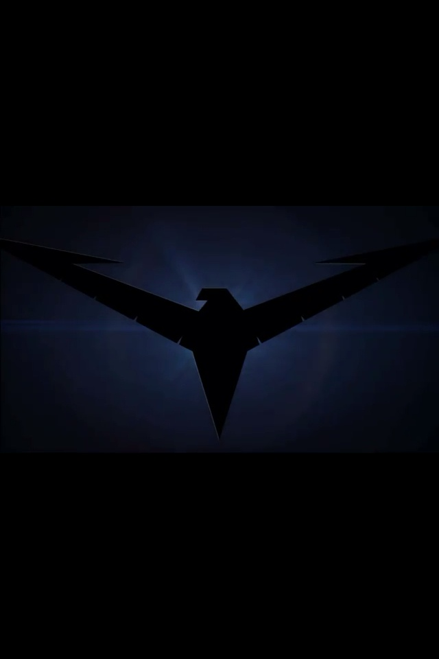 Nightwing Logo | Superheroes | Pinterest