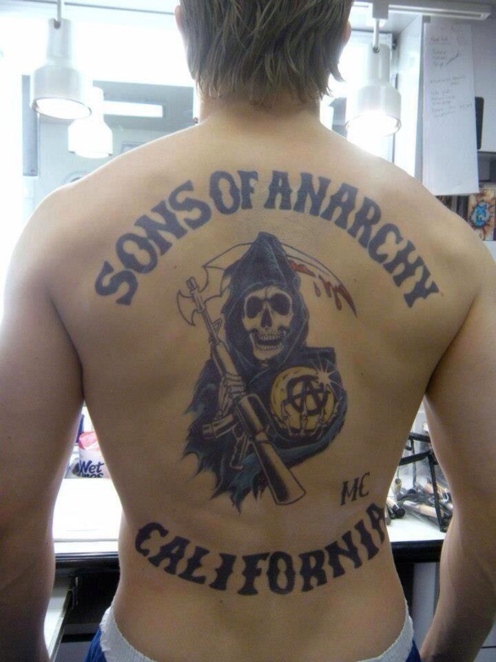 foto de tatuagem