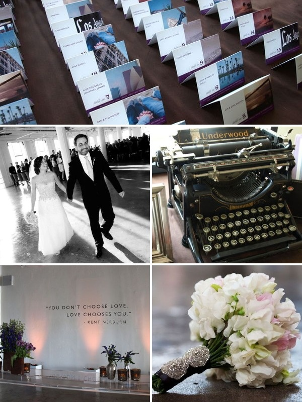 Los angeles wedding at the cooper building from r jack balthazar