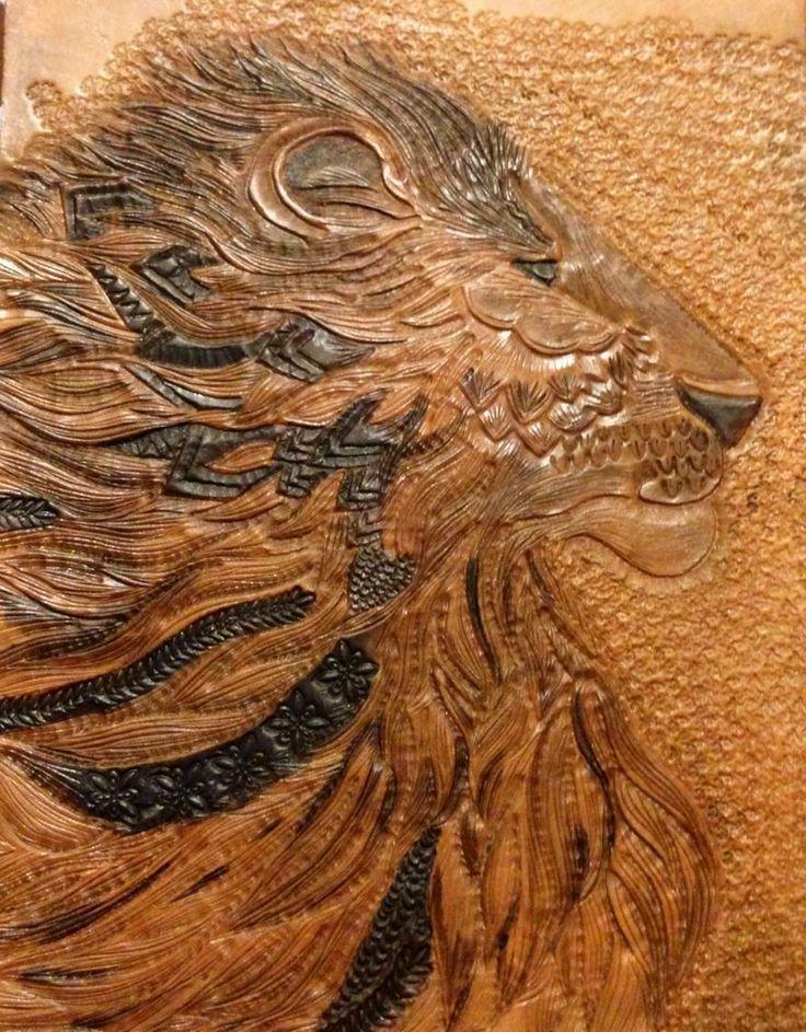 Leather tooling | Patterns | Pinterest: pinterest.com/pin/401101910535512177
