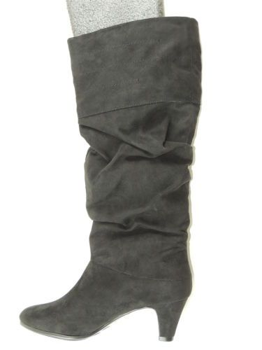 AEROSOLES RUNNING PLAY Women s Shoes Black Fabric Boots US Size 6