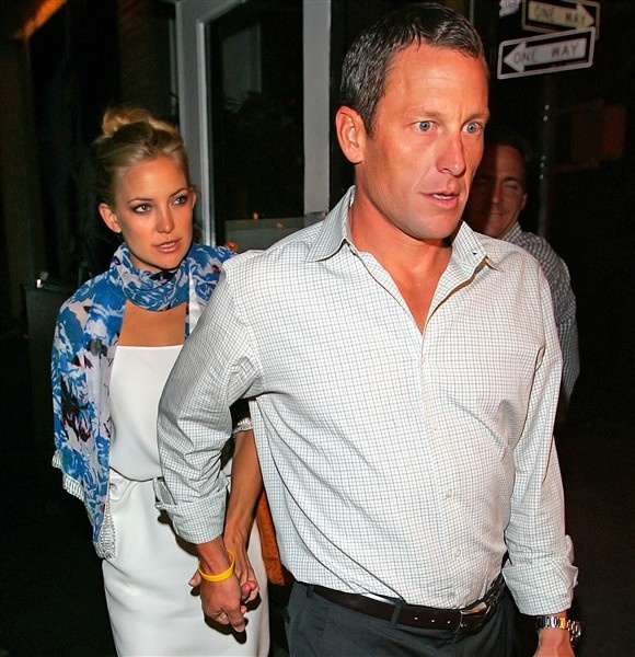 kate hudsonKate Hudson And Lance Armstrong