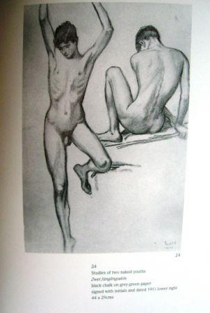 Ludwig von Hofmann, Julian Hartnoll Gallery, 1991