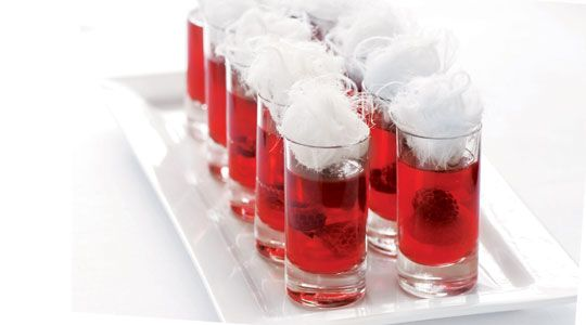 Cosmopolitan Jelly Shots - Recipes | Happy Hour!!!!! | Pinterest