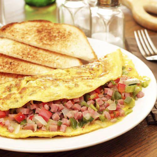 Denver Omelet (healthier version) | Healthy/Healthier Recipes | Pinte ...