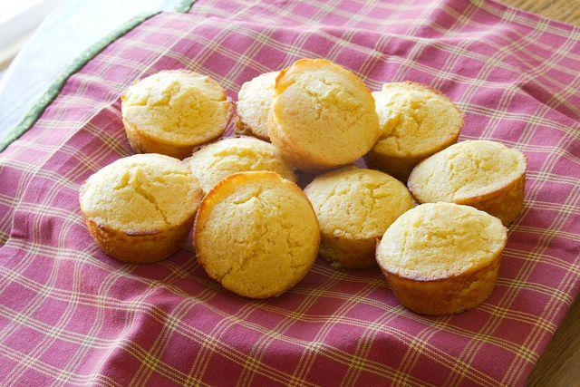 Honey Cornbread Muffins by Sugarcrafter | In the Kitchen | Pinterest