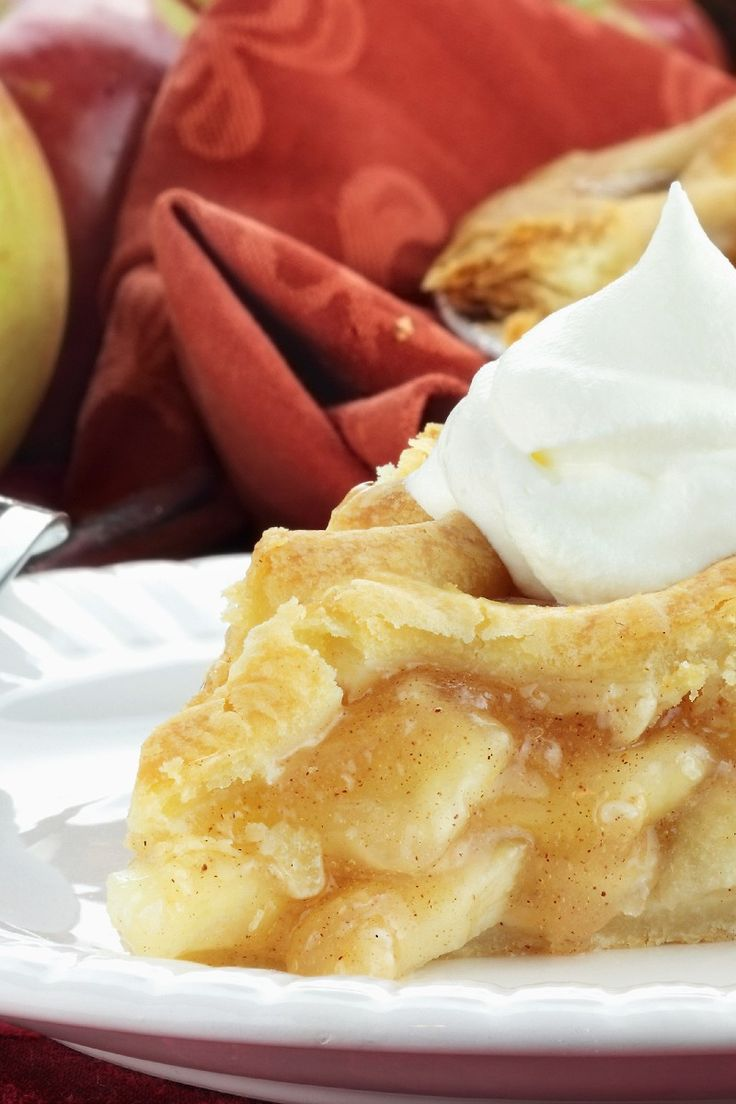 Apple Pie by Grandma Ople Recipe | Yummies for Our Tummies | Pinterest