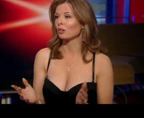 TV Anchor Babes: Heather Nauert in a Hot Pink Top