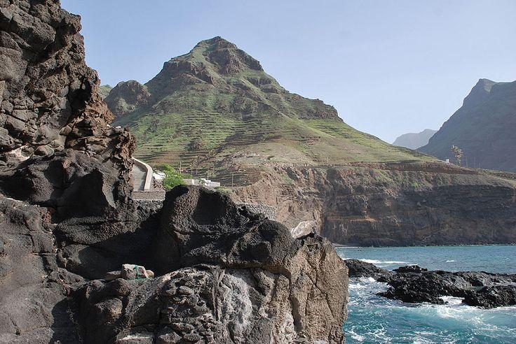 Santo Antão Island Cape Verde