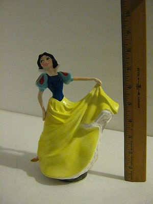 "Snow White music box ""Someday My Prince Will Come""  I have this in my personal collection."