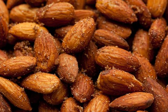 Chinese Five Spice Roasted Almonds   Compassionate Life   Pinterest