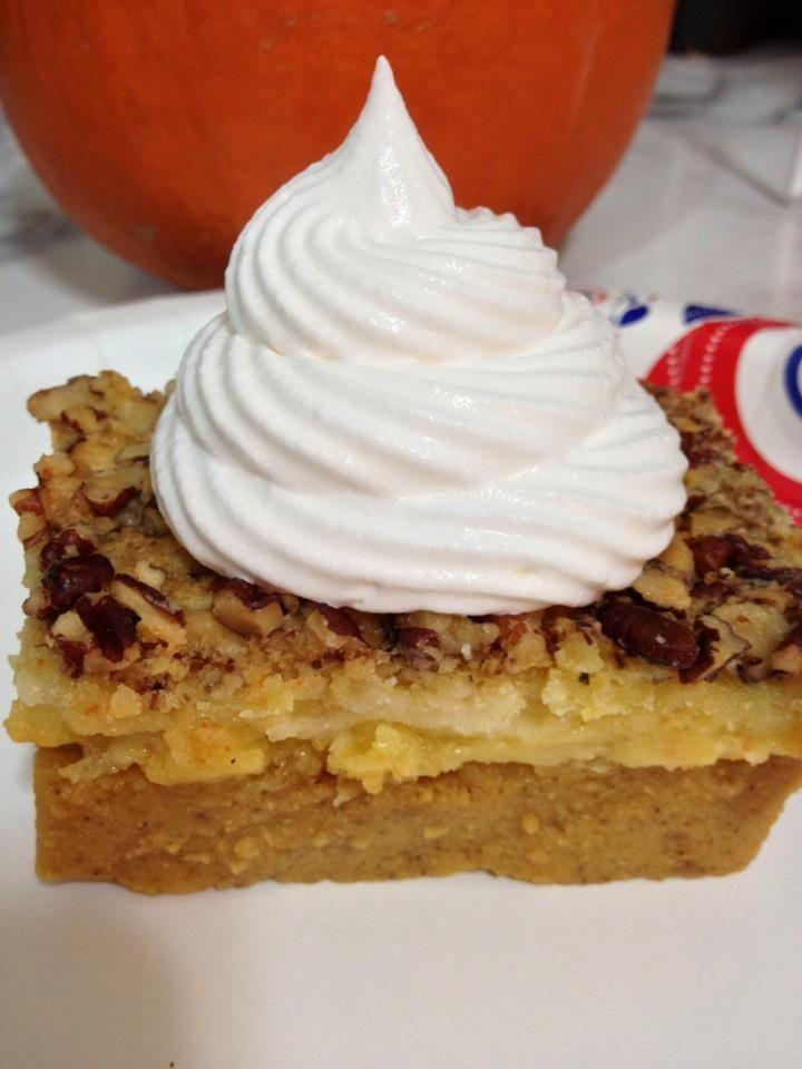 Pumpkin Crunch Cake | Food | Pinterest
