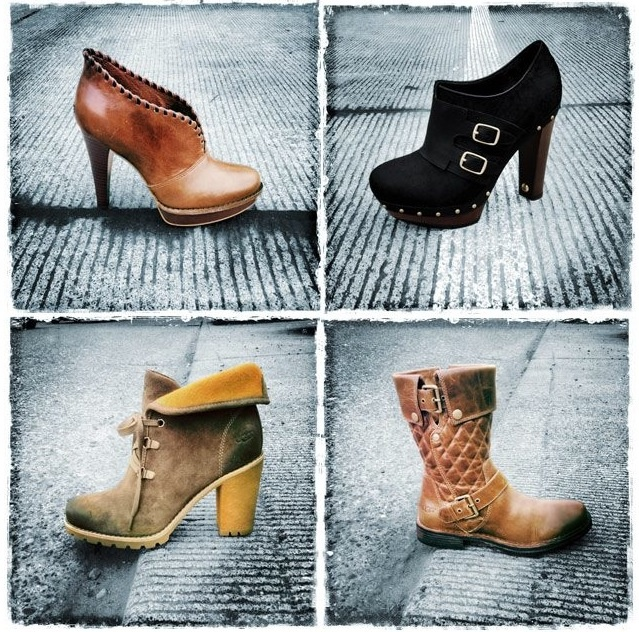Shoes styles fall 2012