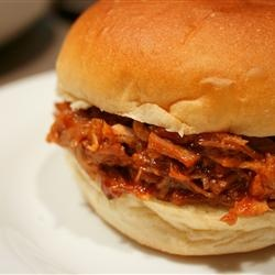 Tried and true -- Sarge's EZ Pulled Pork BBQ Allrecipes.com