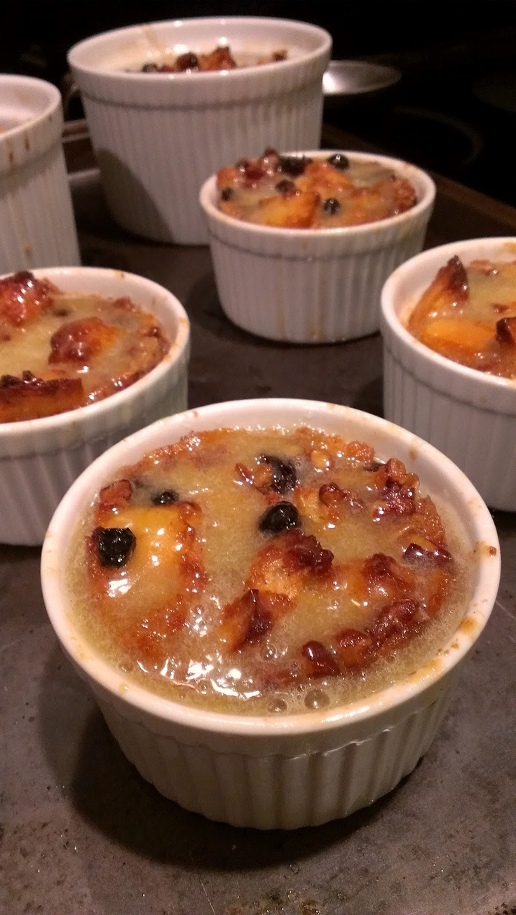 Flaming Bourbon Bread Pudding | recipes to try | Pinterest