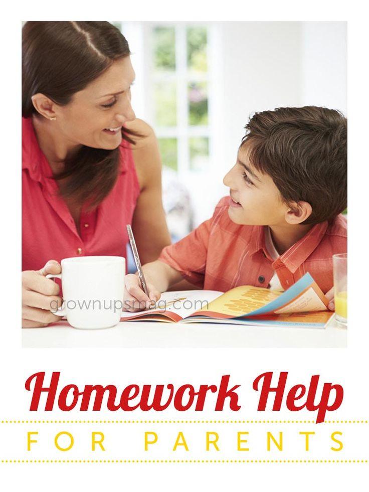 Help maths homework kids