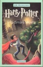 """3.- Harry Potter """"La cámara secreta"""""""
