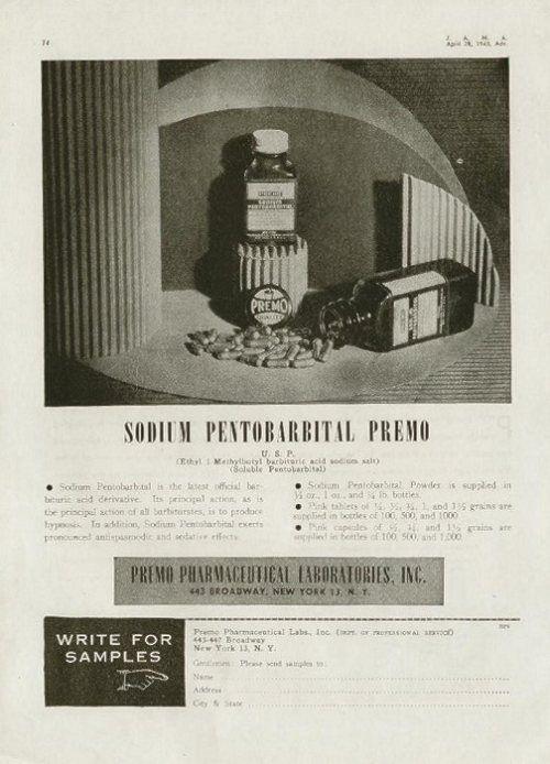 Found on practiceofmadness comVintage Valium Advertisements
