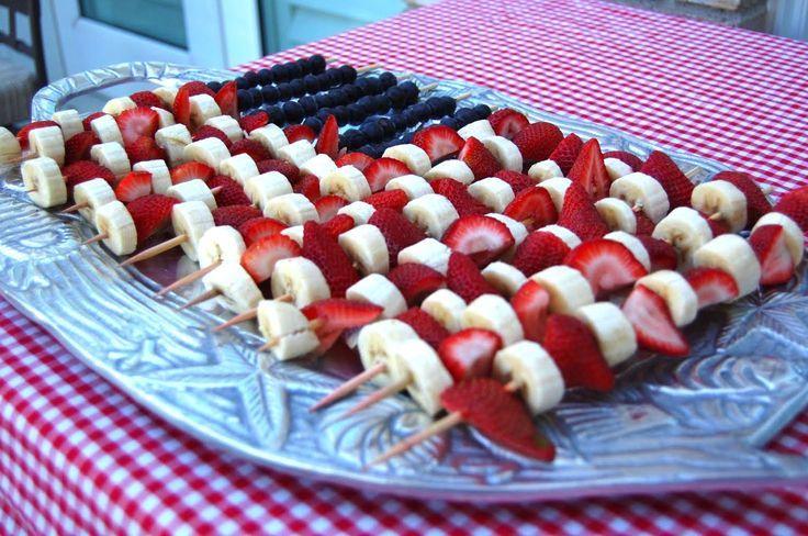 gluten free july 4th desserts