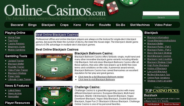 advantage blackjack players option