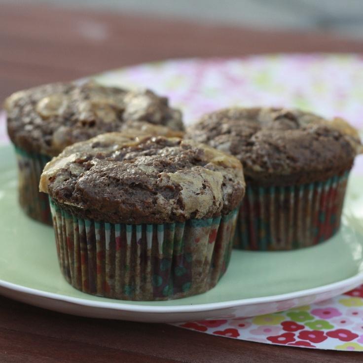 Chocolate Biscoff Muffins | Biscoff | Pinterest