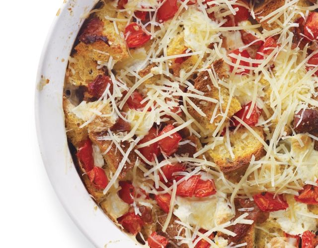 Make-Ahead Pizza Casserole (Plus Dinners For the Whole Week)