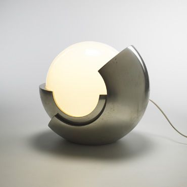 Luxury Futuristic Lamp Design Innovation With Soft Lighting For Ofice Table
