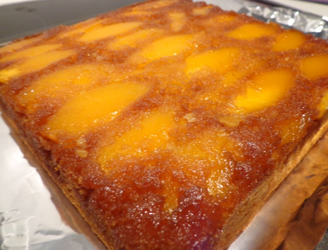 mango upside down cake | Let Them Eat Cake (or cookies) | Pinterest