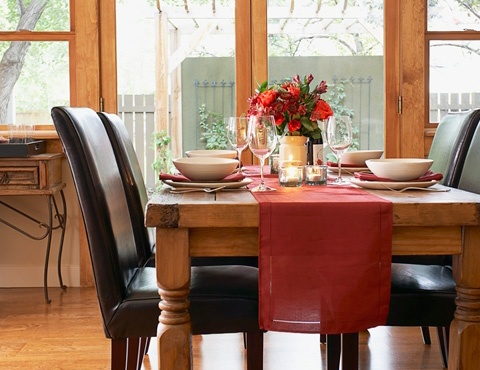 Quick Clean: Dining Room