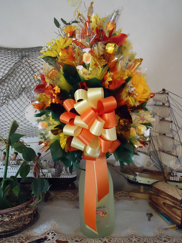 Pin By Brandon Dille On Candy Bouquets