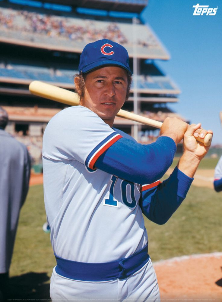 ron santo Ronald edward santo (february 25, 1940 – december 3, 2010) was an  american major league baseball (mlb) third baseman who played for the  chicago.