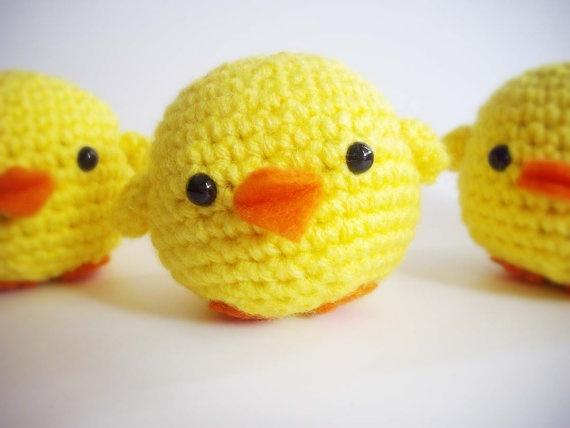 amigurumi crochet chicks Crochet Pinterest