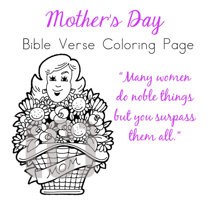 Free coloring pages of biblical valentine 39 s day for Mothers day coloring pages religious
