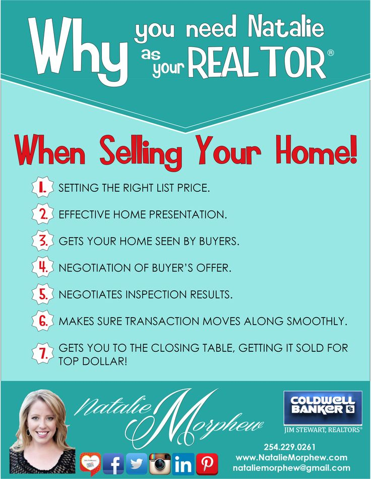 7 Reasons Why You Should Use A Real Estate Agent To Sell